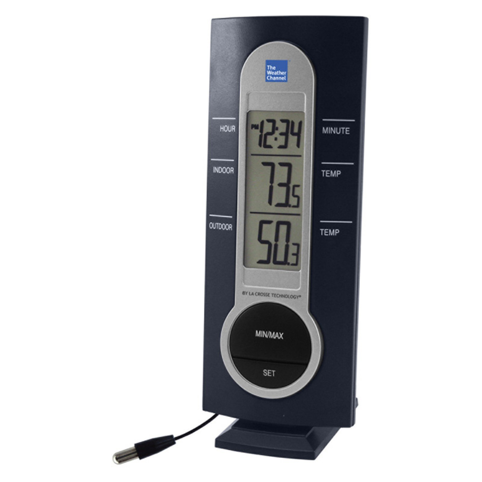 LaCrosse Technology TWC Indoor Outdoor Weather Station by LaCrosse Technology