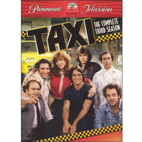 Taxi: The Complete Third Season (Full Frame)