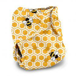 Knit Diaper Cover - Buttons Cloth Diaper Cover - One Size