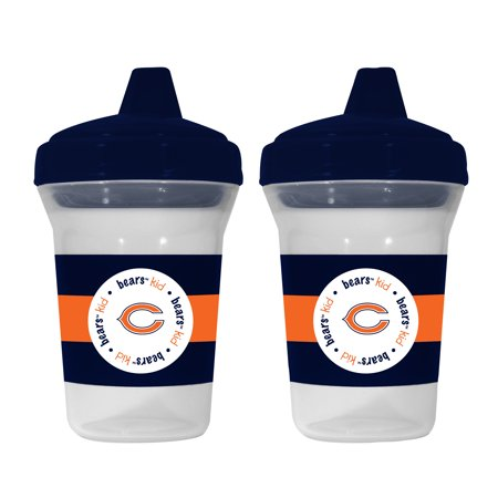 NFL Chicago Bears 2-Pack Sippy Cups - Chicago Bears Cups