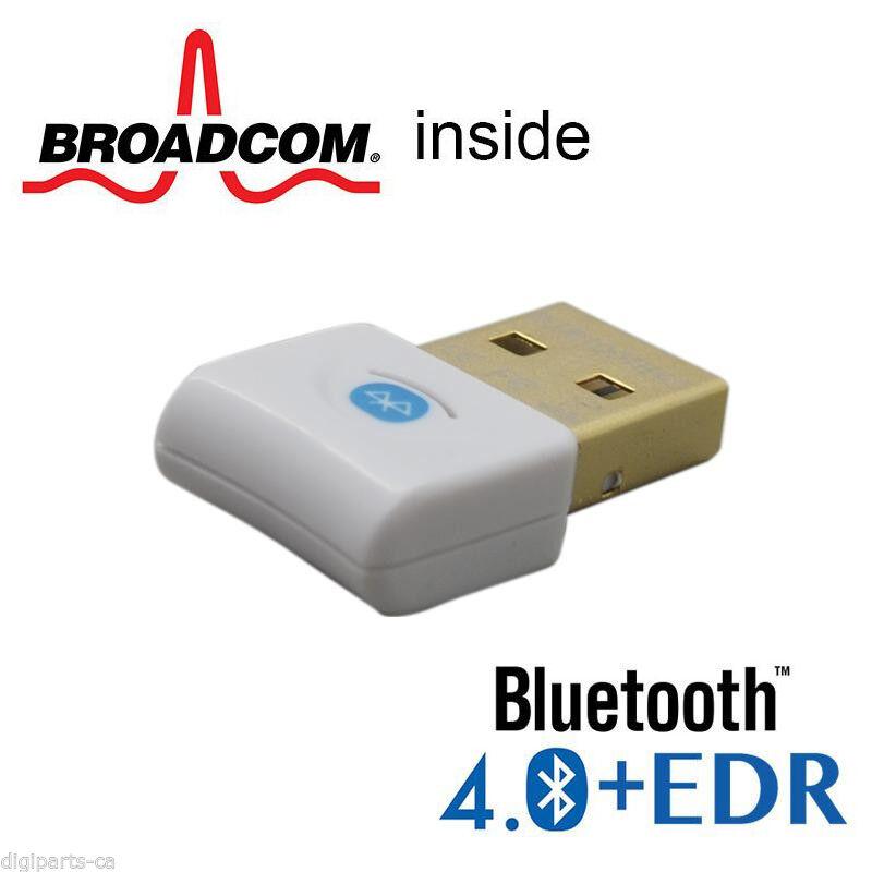 BROADCOM BLUETOOTH 4.0 USB ADAPTER DESCARGAR CONTROLADOR
