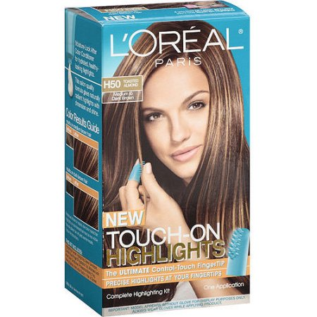 L'Oreal Paris Touch on Highlights Customizable Highlights