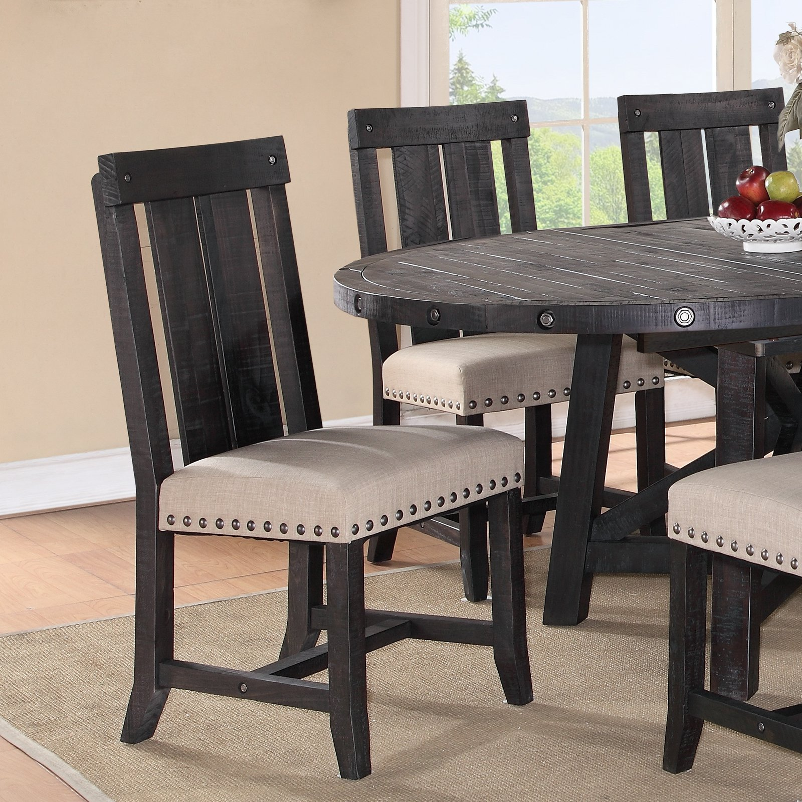 Modus Yosemite 5 Piece Rectangular Dining Table Set with Wood ...
