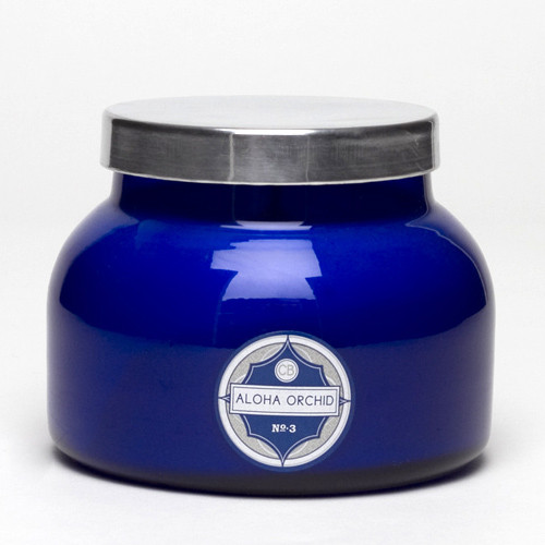 Capri Blue Signature Jar 21.5 Oz. - Aloha Orchid