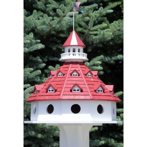 Hotel California Purple Martin Birdhouse by Home Bazaar Inc.