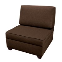 Duobed MFCH30-ES 30 in. Chair Plus 1 BS Storage Ottomans - Espresso