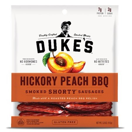 Dukes Sausage Smked Hckry Pch,5Oz (Pack Of 8)