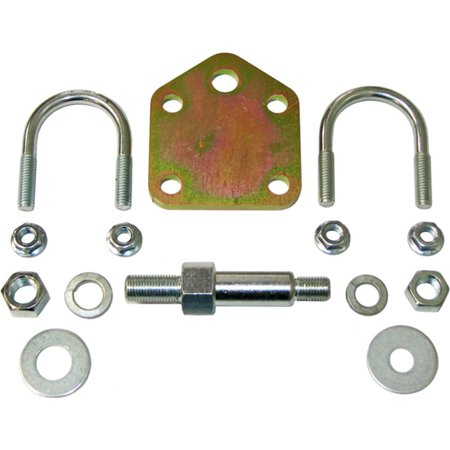 Currie CE-9702SB Steering Stabilizer Shock Bracket Kit ()