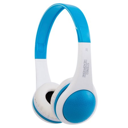 Kids Headphones, Justdolife Over The Ear Mobile Wired Corded Universal Stereo Bass Headset Best Gift for Girls Boys