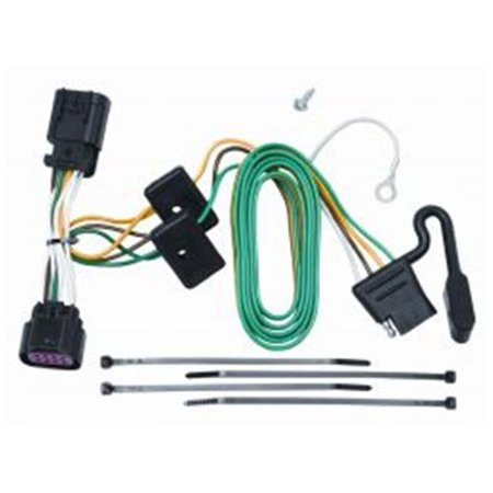 tow ready 118417 trailer wiring connector kit 2006 2013. Black Bedroom Furniture Sets. Home Design Ideas
