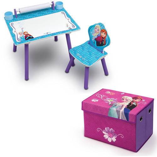 Upc 080213048556 Delta Children Disney Frozen Art Desk