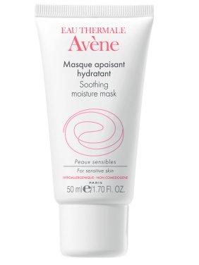 Avene Soothing Moisture Face Mask, 1.69 Oz