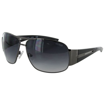 Guess Womens GF0143 Wire Rim Wrap Around Fashion Sunglasses