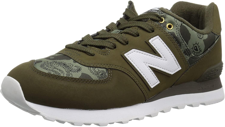 new balance 574s green