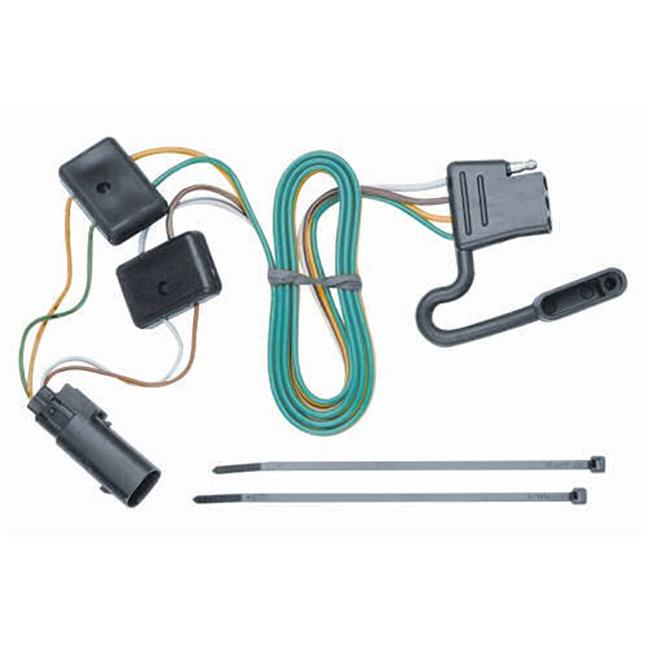 Tow Ready 118251 Replacement Oem Tow Package Wiring