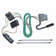 Replacement OEM Tow Package Wiring Harness 4-Flat, 3.98 x 1.88 x 8.88 in.