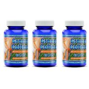 Pure Green Coffee Bean Extract 800 50% Chlorogenic Acid 3 Pack
