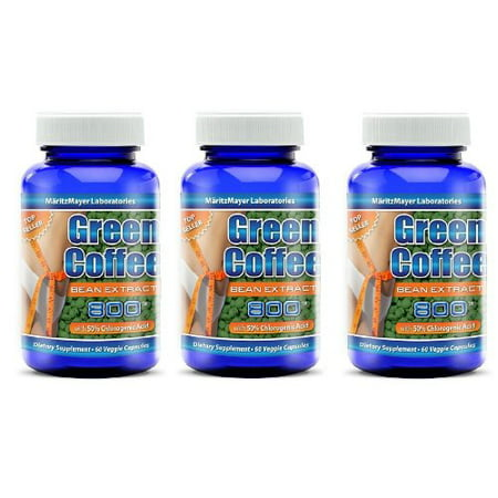 Pure Green Coffee Bean Extract 800 50% Chlorogenic Acid 3