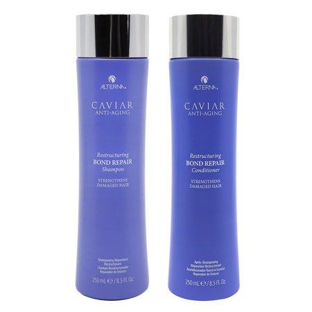 Alterna Shampoo Conditioner (8.5 Fl Oz Alterna Caviar Bond Repair Shampoo &)