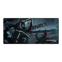 HyperX FURY S Shroud Limited Edition HyperX Heroes Pro Gaming Mouse Pad X-Large