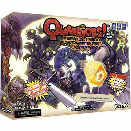 Wizkids Quarriors! Dice Building Game, Box Version
