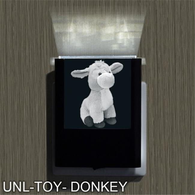 Uniqia UNLG0308 Night Light - Toy Donkey Laser
