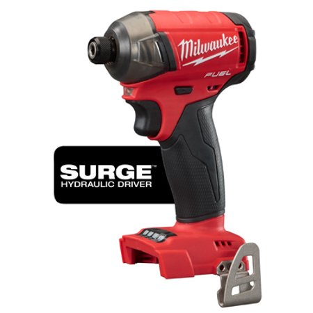 Milwaukee Electric Tool - 2760-20 - 1/4 Cordless Impact Driver, 18.0 Voltage, 450 in.-lb. Max. Torque, Bare