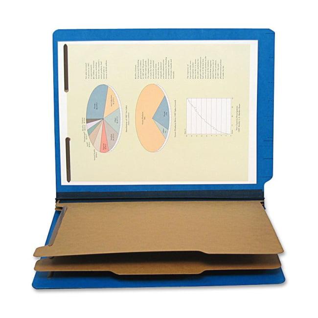 SJ Paper Six Section Classification Folder