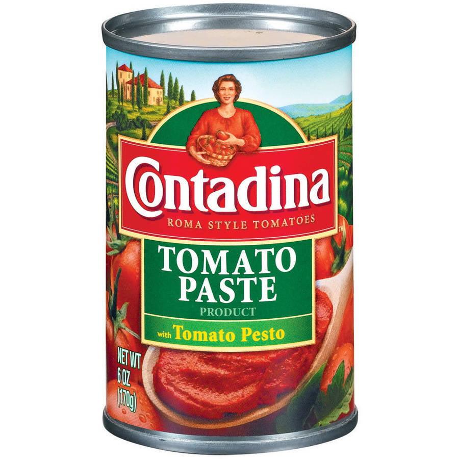 Contadina Tomato Pesto, 6 oz by Del Monte Food