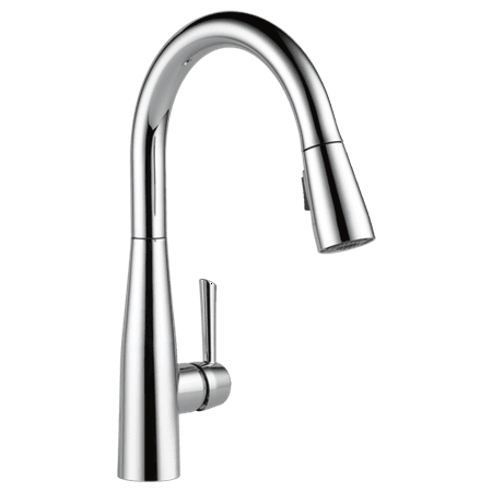 Delta Essa Single Handle Pull Down Kitchen Faucet Walmart Com