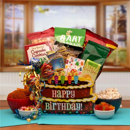 Gift Basket Drop 86152 You Take The Cake Birthday Box