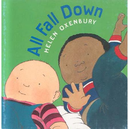 All Fall Down (Part of Oxenbury Board Books) Illustrated - image 1 of 1
