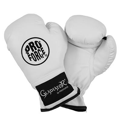 8 oz. PROFORCE Gladiator Youth Kids Boxing Gloves Blue