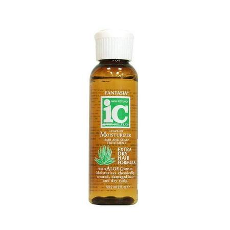 Fantasia IC Leave-In Moisturizer Extra Dry Hair Formula w/ Aloe 2oz - 2oz - image 1 of 1
