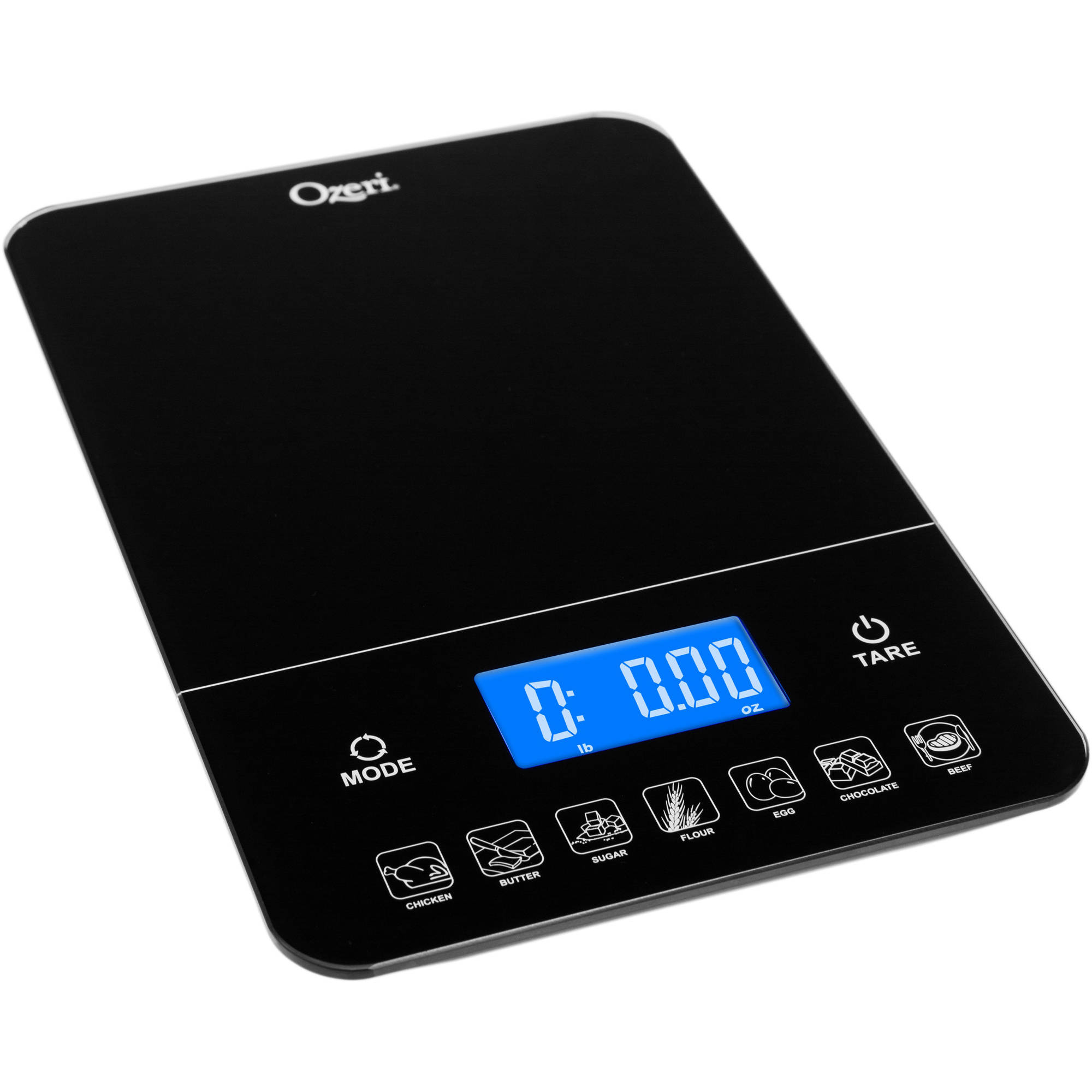 Ozeri Touch III Digital Kitchen Scale