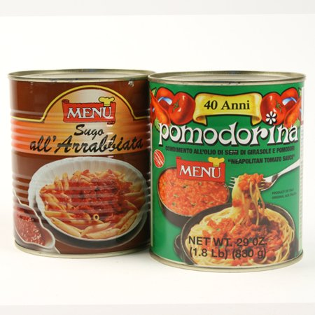 Restaurant Pasta Sauce By Menu   Pomodorina