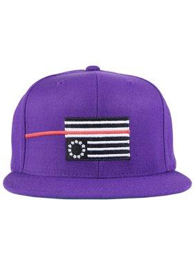 1e1e281fa77 Product Image Black Scale Red Rebel Men s Snapback Hat Purple Adjustable  Cap Streetwear Style