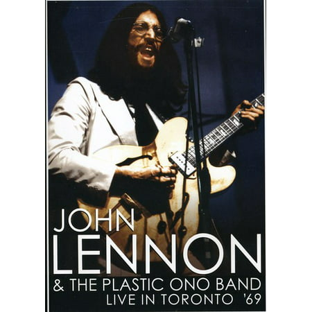 John Lennon & the Plastic Ono Band: Live in Toronto '69 (DVD) - The Ex Toronto Halloween