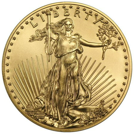 American Gold Eagle 1 oz Coin - Random Year American Eagle Gold Coin Value