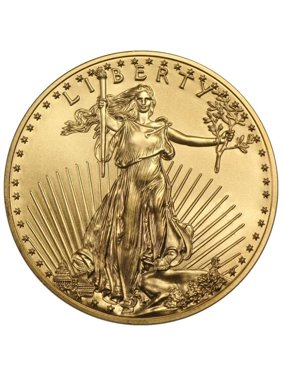 American Gold Eagle 1 oz Coin - Random Year