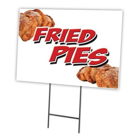 Pies Sign - FRIED PIES 12