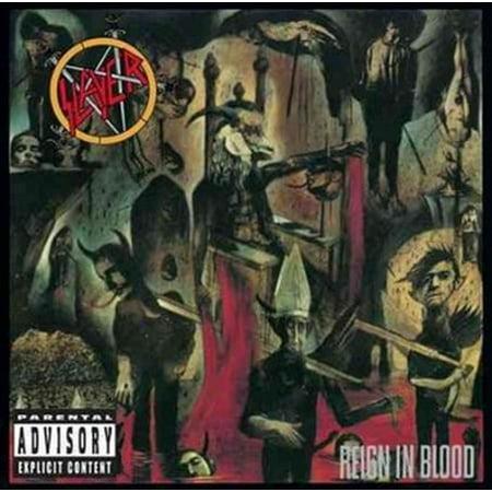 Reign In Blood (Vinyl) ()