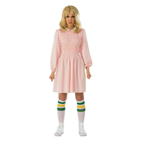 Halloween Stranger Things Replica Eleven's Adult Dress](Elven Costumes)