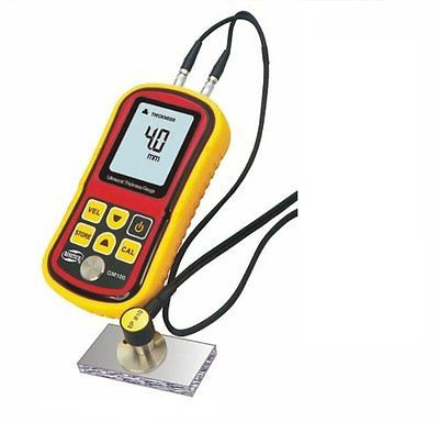 Offering LotFancy Digital Ultrasonic Thickness Gauge Tester Meter, Range 1.2-220mm -- New [Istilo237091] by GSS