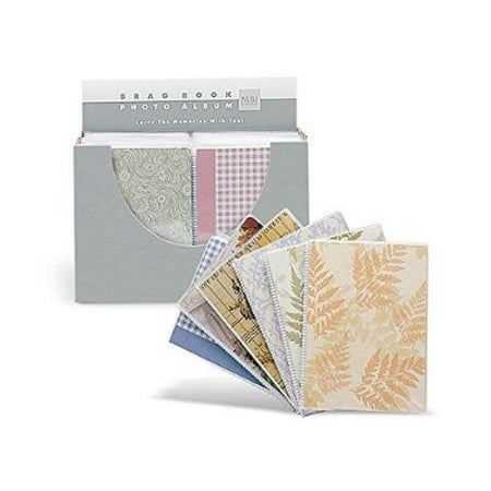 - MBI Flex Removable Cover 4x6 Album (24 Pocket)
