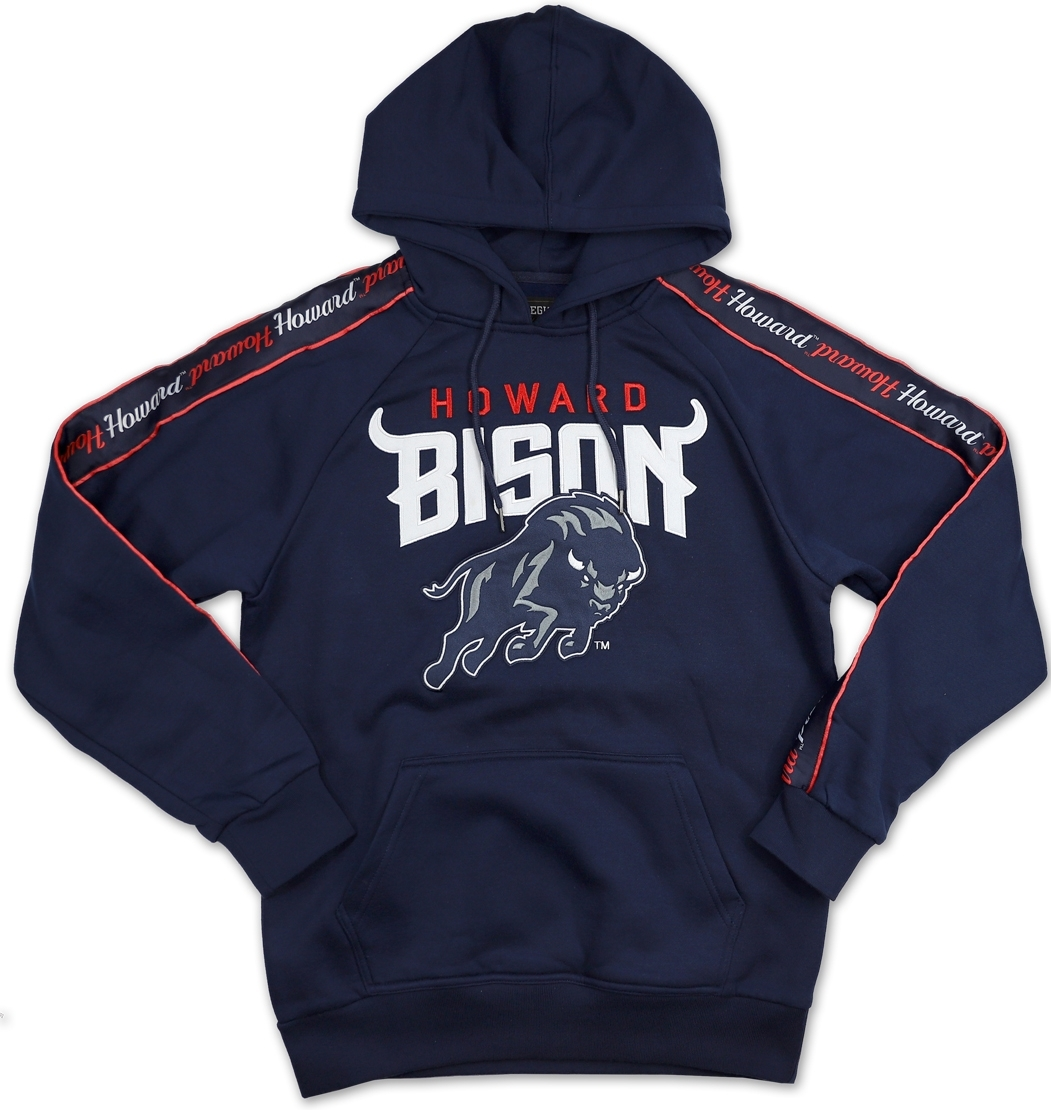 Howard University Women/'s Cardigan Bison