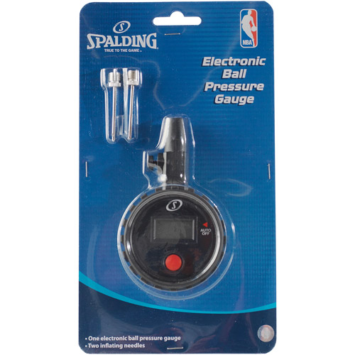 Spalding NBA Digital Ball Pressure Gauge