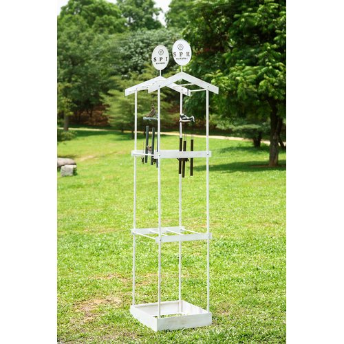 SPI Home Wind Chime Display Rack Pedestal