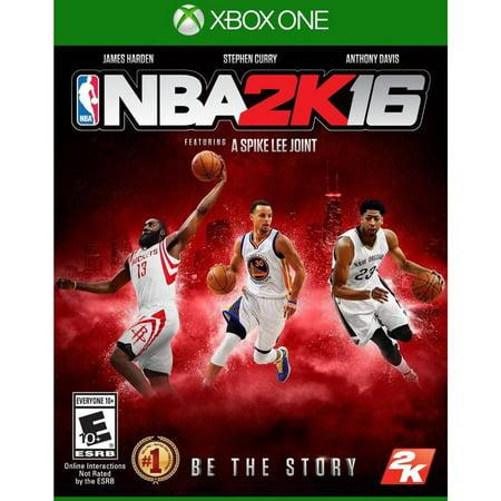 NBA 2K16, 2K, Xbox One, 710425495984