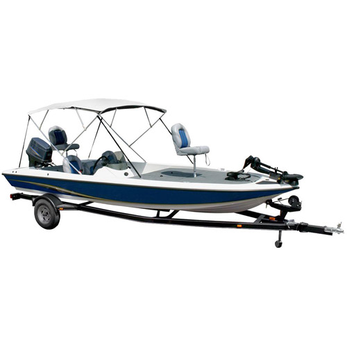 Harbor Master Bimini Top, White